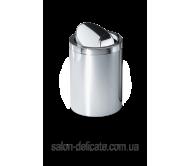 Décor Walther Круглая корзина для мусора с вращающейся крышкой