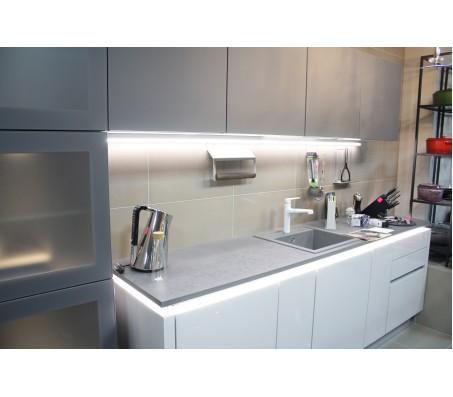 Кухня GLAS TEC PLUS Matrix Art Nolte