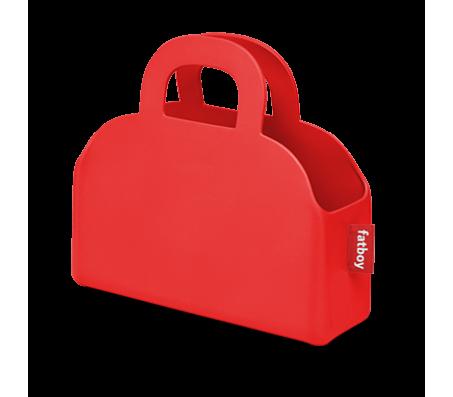 Сумка-шоппер Sjopper-Kees резиновая, красная
