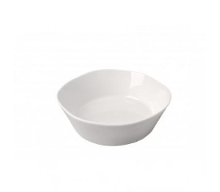 Тарелка для закуски Wave tasting plate matt Pordamsa