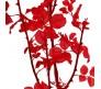 Ветка Rose branch в вазе