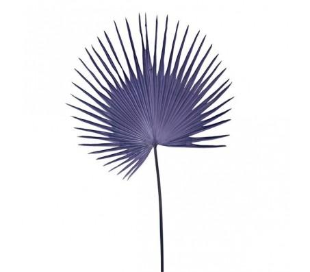 Декоративный лист пальмы,фиолетовый