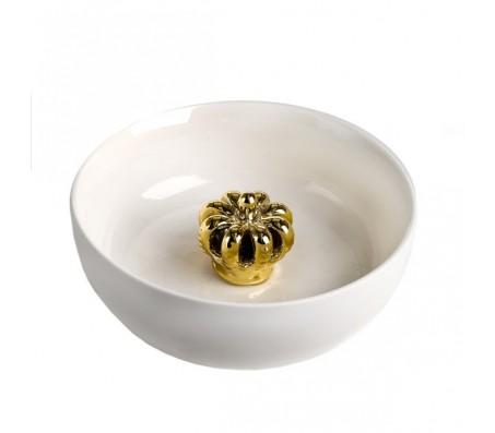 Чаша глубокая с золотой короной