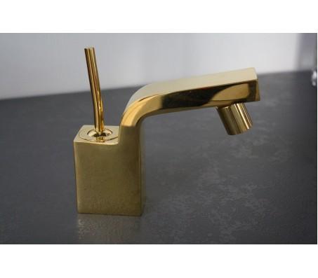 Смеситель для биде с донным клапаном HeyJoe IB Rubinetterie (Италия) золото