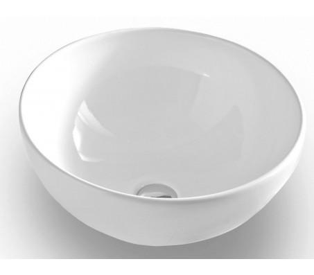 Умывальник керамический Ciotola Art Ceram (Италия) белый