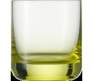 "Стакан для виски Schott Zwiesel ""Spots Neon"", 285мл, жёлтый"