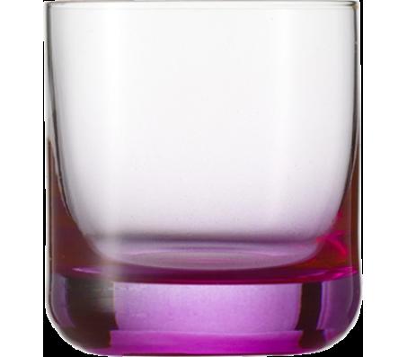 """Стакан для виски Schott Zwiesel """"Spots Neon"""", 285мл, розовый"""
