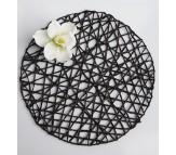 сет handmade на декор чорного кольору