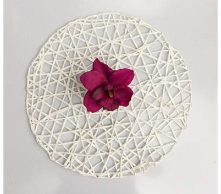 сет handmade на декор білого кольору