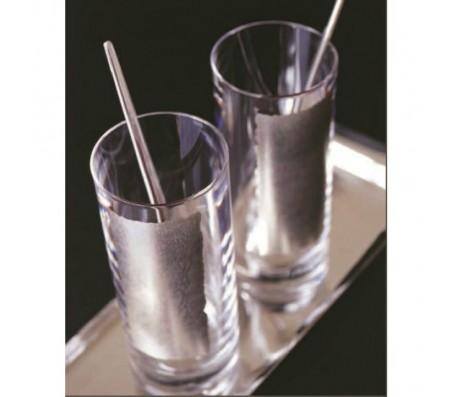 "Набор стаканов Egizia ""Chandi"",  silver"