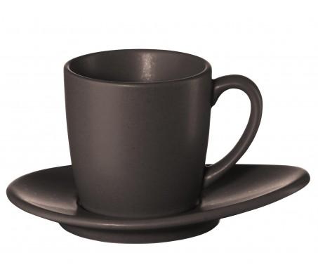 "Набор чашка с блюдцем Asa ""Cuba marone"""