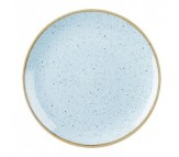 "Тарелка Churchill Stonecast ""Duck Egg Blue"", d.21,7cm"