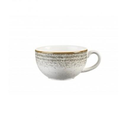 Churchill Studio Prints Stone Grey  Cappuccino Cup