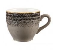 Чашка для эспрессо Churchill Studio Prints Stone Black