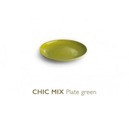 Тарелка Chic Mix, d.21cm