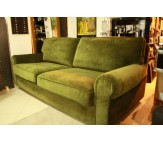 Диван раскладной  -  MondoSofa - Tulipano  - Made in Italy - green