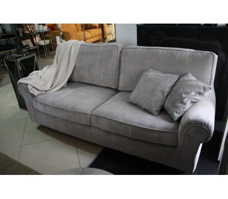 Диван раскладной  -  MondoSofa - Tulipano  - Made in Italy - gray