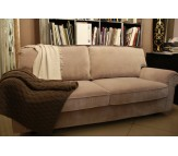 Диван раскладной  -  MondoSofa - Tulipano  - Made in Italy - pink