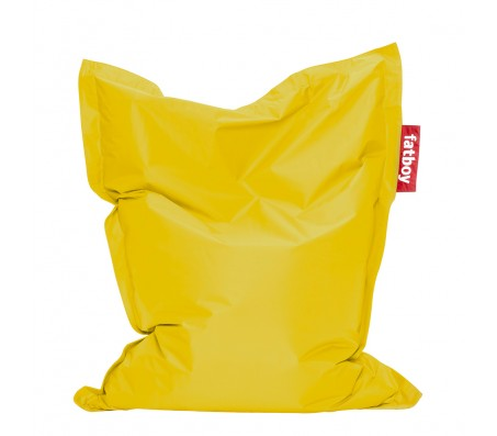 Пуф детский Fatboy Junior, желтый