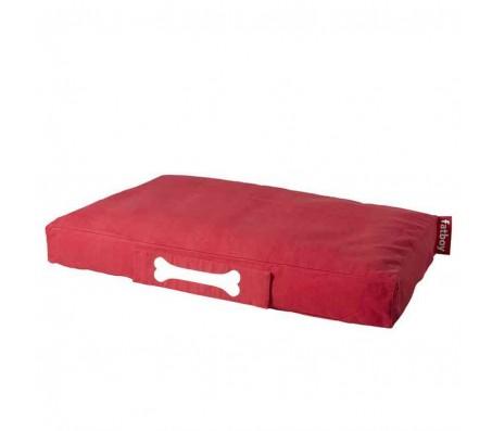 """Подушка для собак Fatboy """"Doggie lounger"""", красная"""