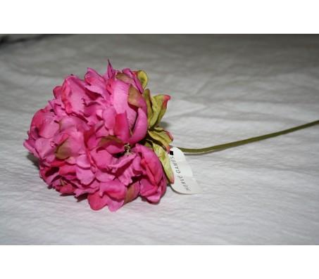 Искусственные цветы пион фуксия Herve Gambs (Франция) 46см