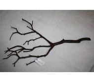 Искусственные цветы ветка с сучками коричневая 56см Herve Gambs (Франция)