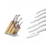 Набор кухонных ножей Wusthof Culinar 6 предметов блок