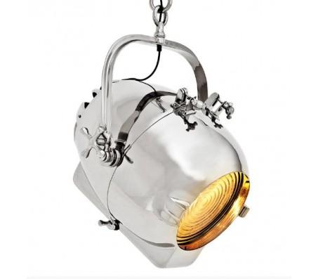 Светильник подвесной Eichholtz Lamp Spitfire (никель)