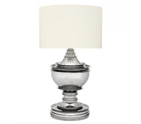 Настольная лампа Eichholtz Lamp Hamilton отделка олово