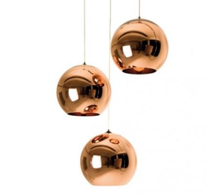 """Светильник подвесной Tom Dixon """"Copper Shade 50"""", (медь)"""
