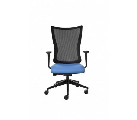 Компьютерное кресло KASTEL Kuper easy mesh, красное