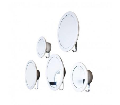 """Набор круглых зеркал с вешалками Porada """"Queen"""", (Италия)"""
